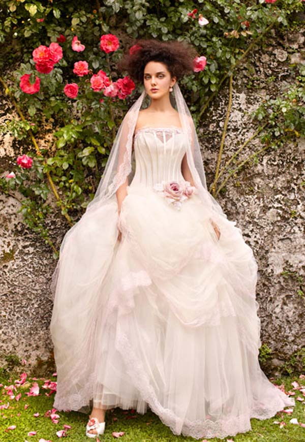 The Elaborate Designs with Atelier Aimee Wedding Gowns - wedding ...