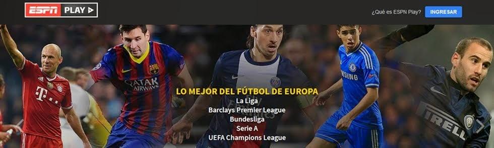 ESPN Play - Ver Roland Garros, MotoGP, Tenis, Fútbol, Rugby -  Resultados - En Vivo espnplay.com