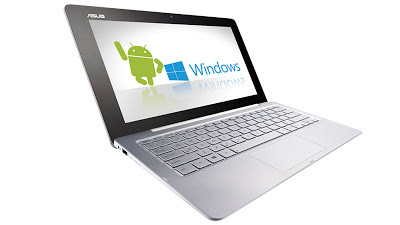 Asus Transformer Book Trio - Dual OS - Android - Windows
