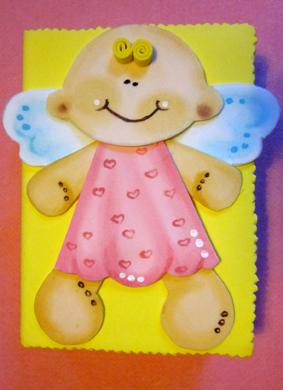 lbum de fotos para beb en goma eva