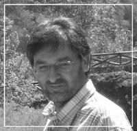 """Ricardo Secilla, autor de """"La Fisura en el Espejo"""""""