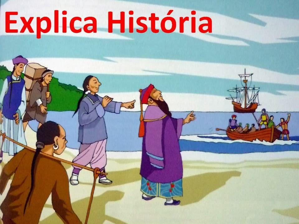 Explica História