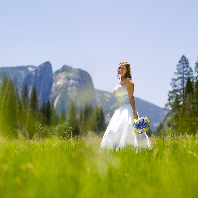 Yosemite Weddings: Bellissimo Brides :: On Location Hair And Makeup: July