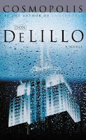 Book cover of Cosmopolis by Don DeLillo