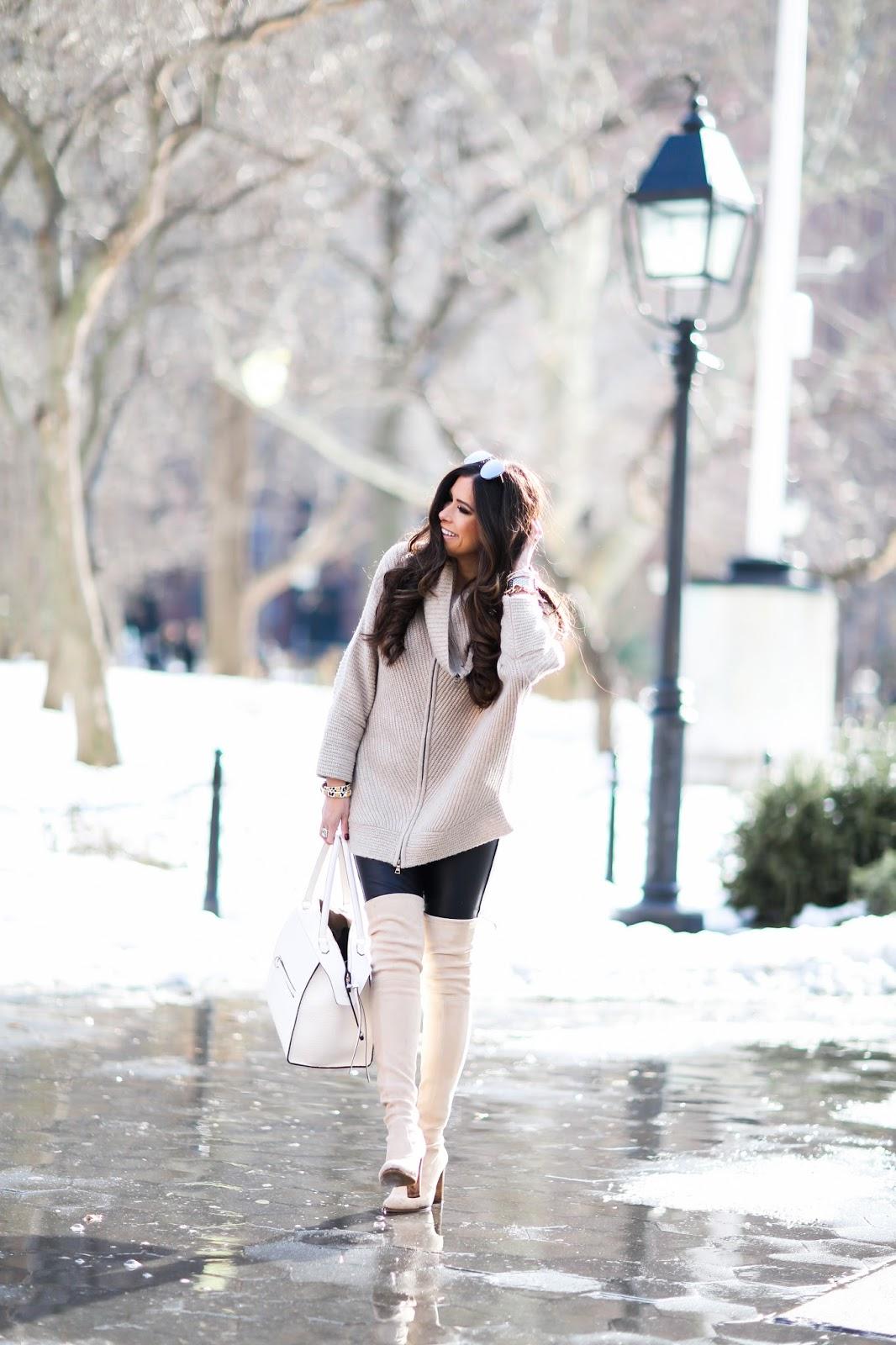 celine white leather bag