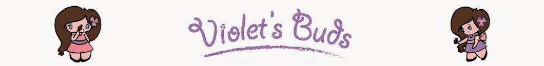 Violet's Buds
