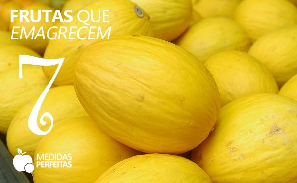 Melão - Frutas que Emagrecem