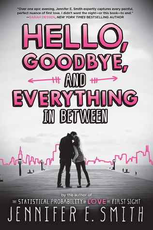 https://www.goodreads.com/book/show/23369370-hello-goodbye-and-everything-in-between