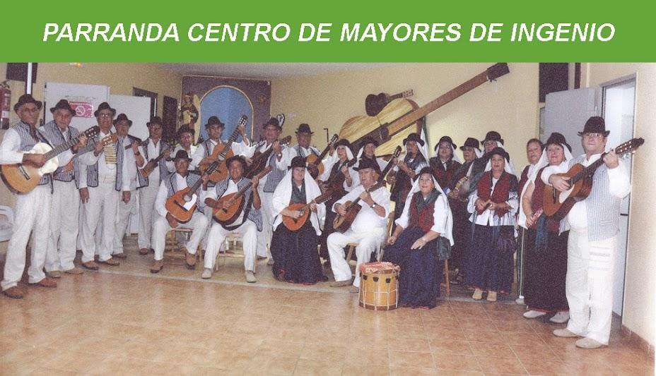 Parranda Centro de Mayores de Ingenio