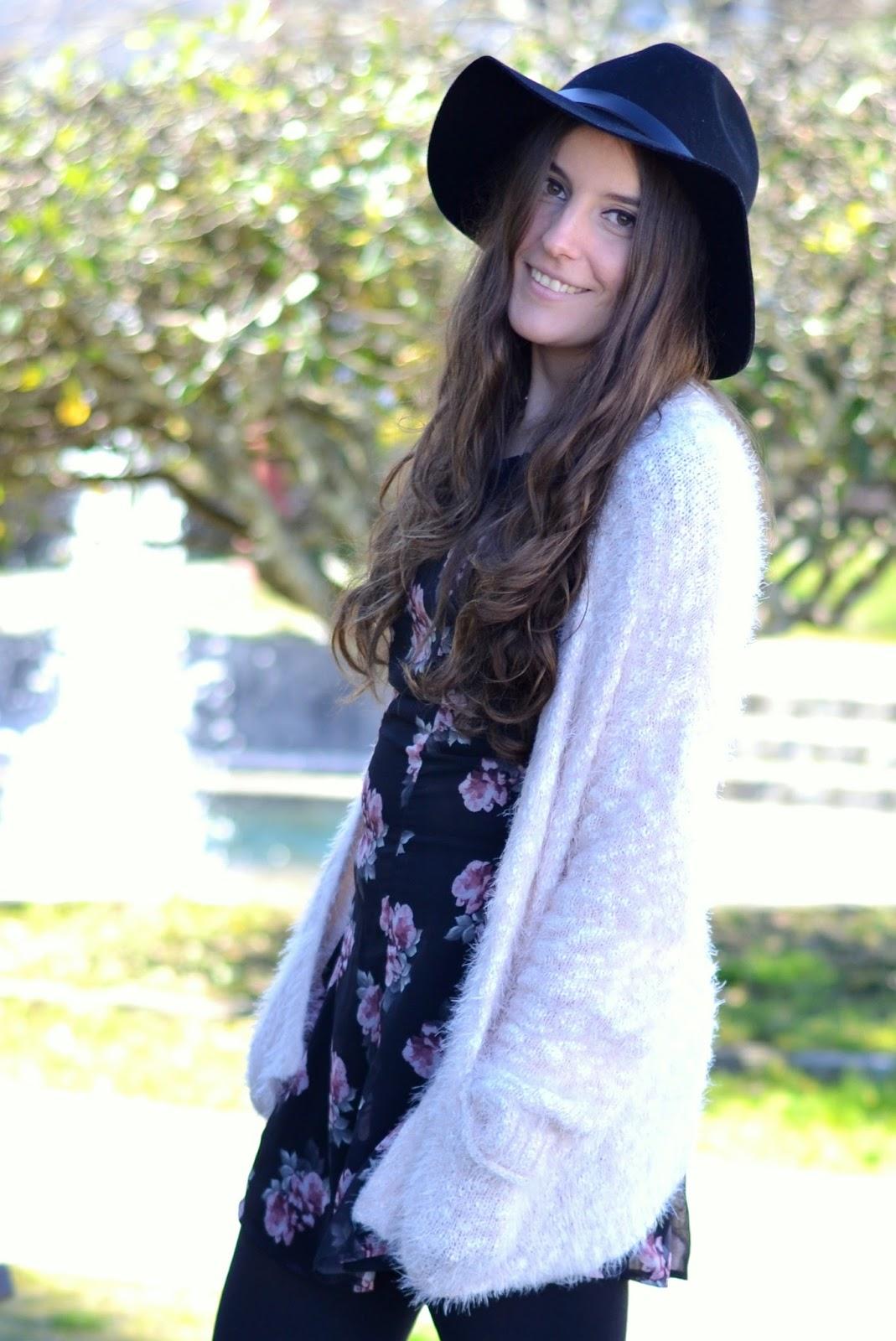 chaqueta pelo rosa bershka 15