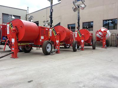 Essex Mortar Mixers for Rent
