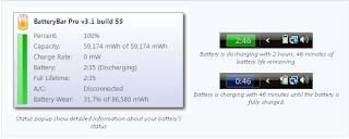 [Software] BatteryBar Full Version