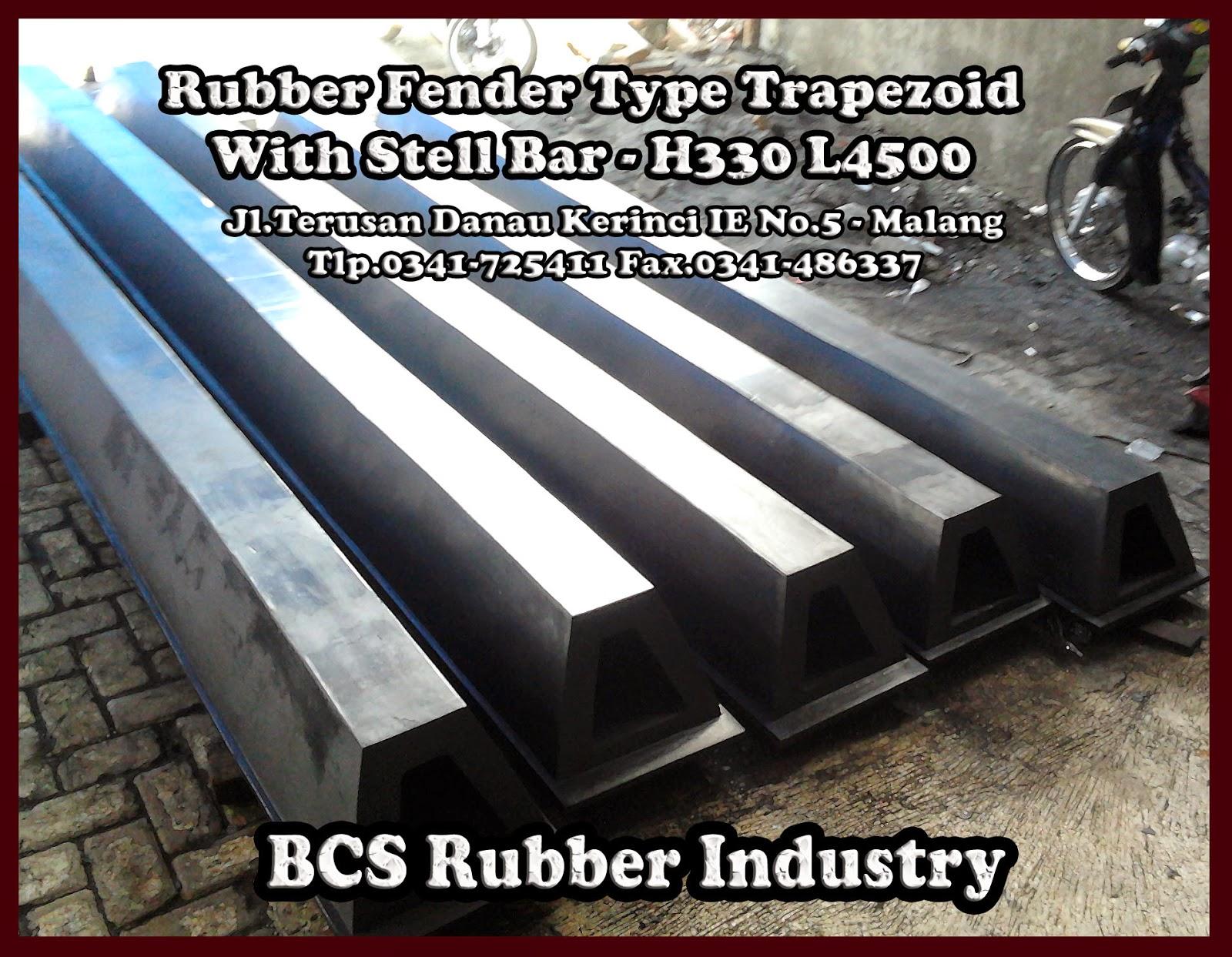 Rubber Fender Type Trapezoid ,Rubber Fender , Fender Rubber