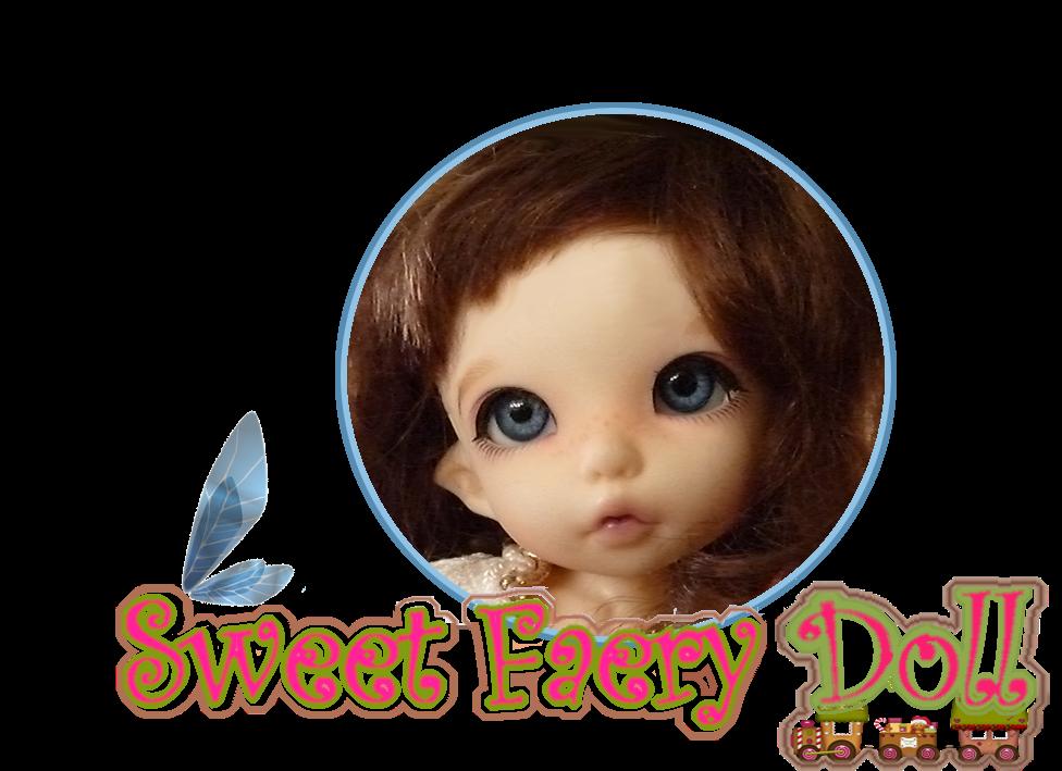 Sweet Faery Doll