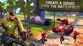 Blitz Brigade - Online FPS Fun Modded
