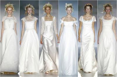 victorio & lucchino coleccion 2014 barcelona bridal week