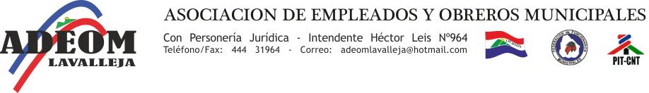 ADEOM Lavalleja