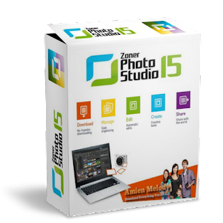 Zoner Photo Studio 15 Build 5 PRO