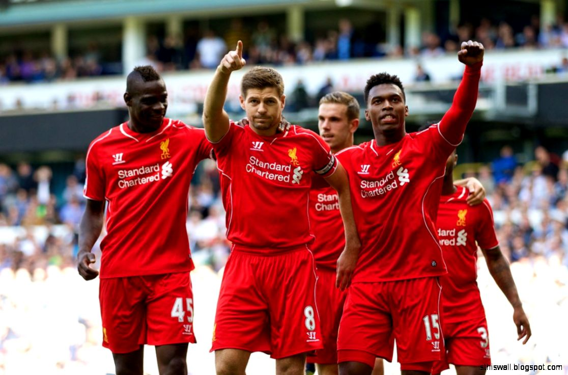 Tottenham 0 3 Liverpool Reds Cruise To Impressive Victory   This