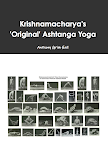New book Krishnamacharya's 'Original' Ashtanga Yoga