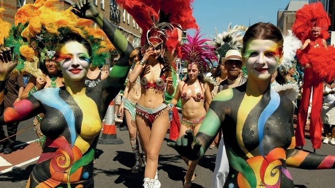London - Notting Hill Carnival 2014 | Gay Travel Advice