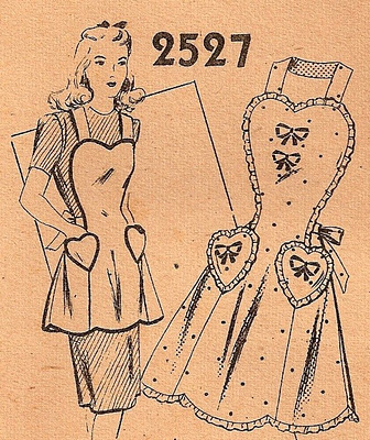 *Apron Patterns - Sewing - BellaOnline - The Voice of Women