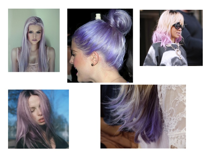 Haircare Crazy Colour Marshmallow  LV In Love With