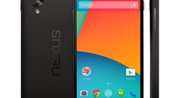 LG Nexus 5 sẽ có bản 64 GB
