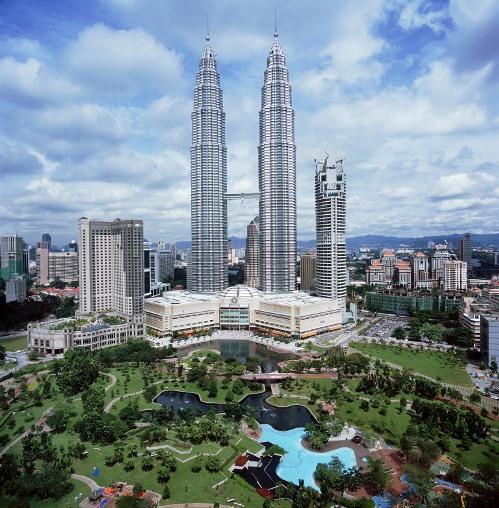 Menara Berkembar Petronas (KLCC)