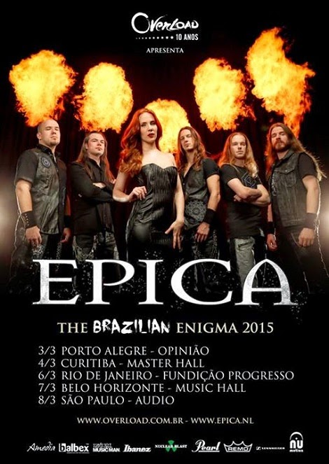 03 a 08-03-2015 - EPICA - The Brazilian Enigma 2015
