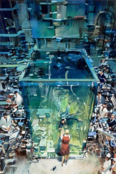 Roughing It: John Berkey