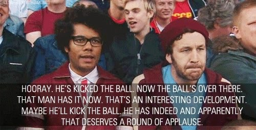 IT Crowd Football