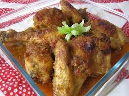 Resep Ayam Bumbu Cuka Nikmat