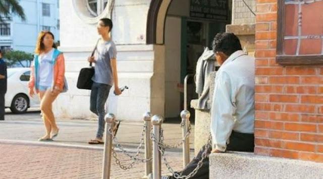 Pria Ini tunggu kekasihnya selama 20 tahun