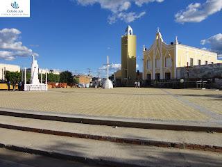 Capela do Socorro em Juazeiro do Norte.
