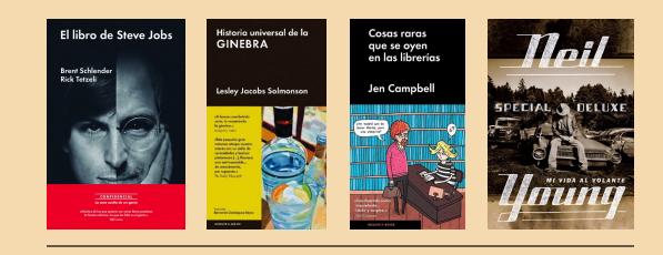 libros recomendados para navidad 2015
