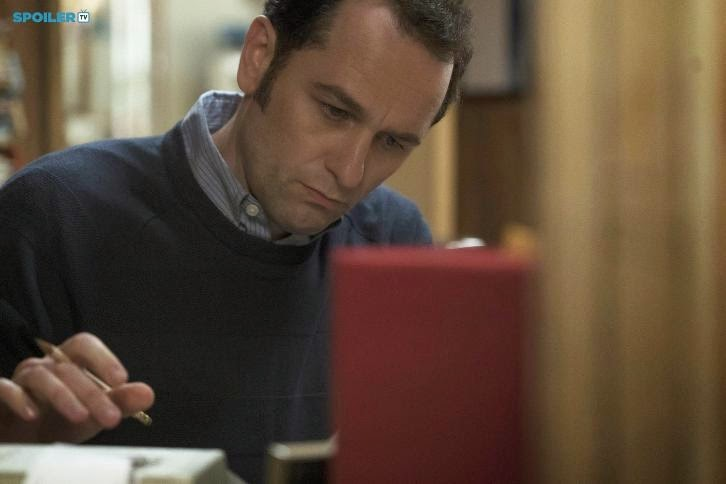 The Americans - Matthew Rhys Interview Snippets
