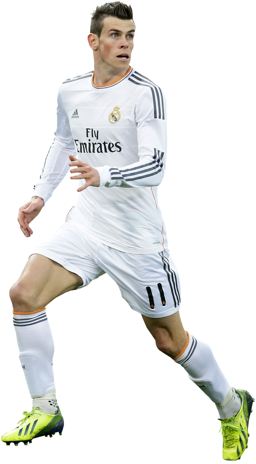 time for renders gareth bale