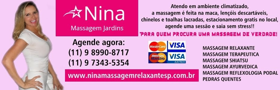 Nina Massagem