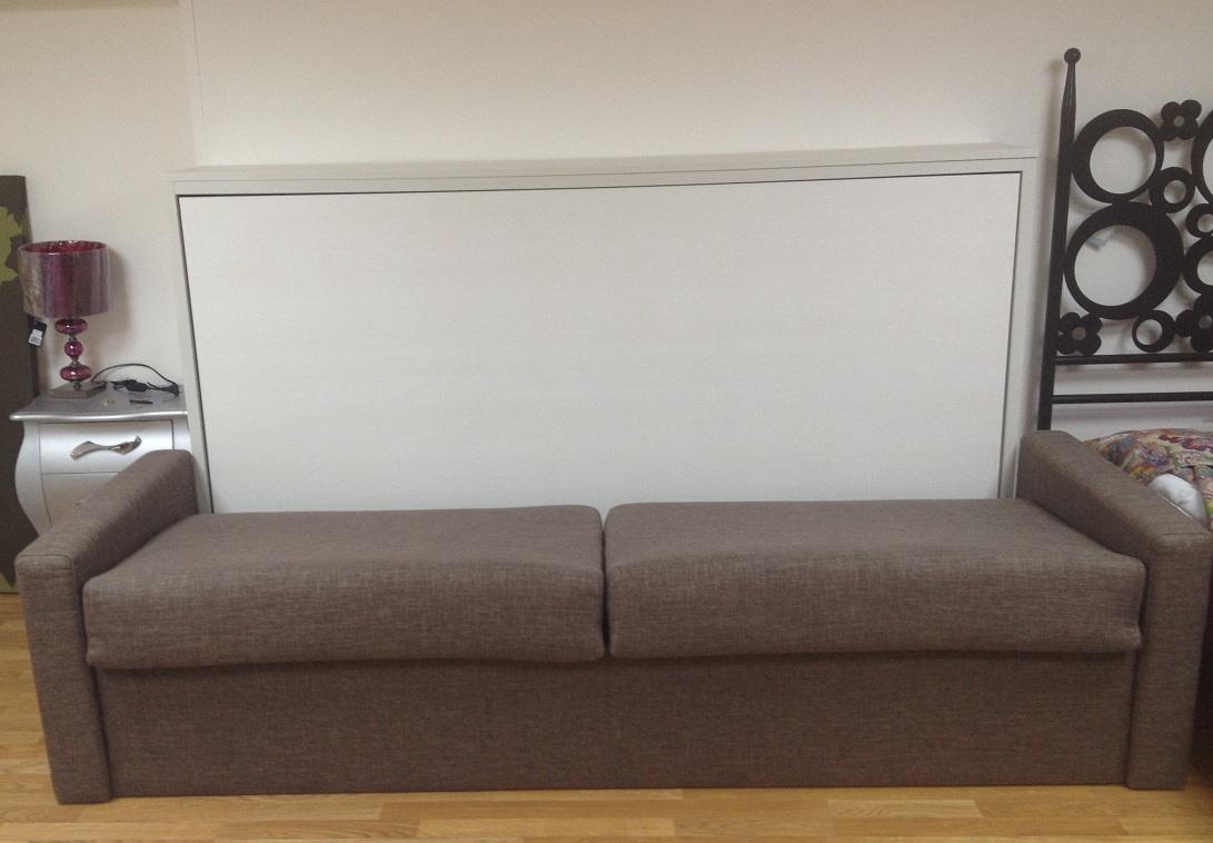 Cama abatible con sofa medida 80 90 105 135 y 150cms - Camas abatibles madrid ...
