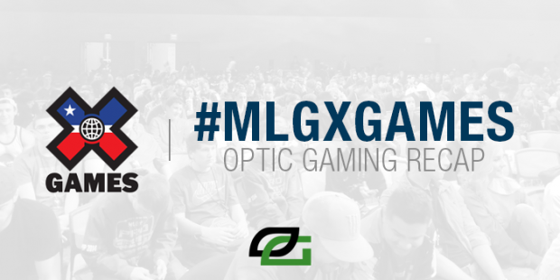 Competitive Call Of Duty: OpTic Gaming Wins MLG X GAMES