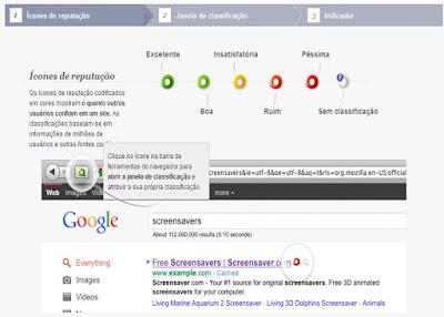 tutorial adicionar WOT no navegador
