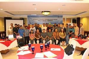 Medco E&P Tarakan, Edukasi Awak Media - Ardiz Borneo