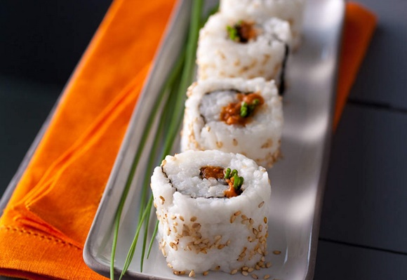 Makis Au Corail D'Oursin