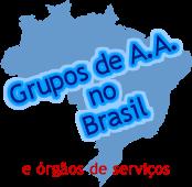 Grupos de A.A. no Brasil