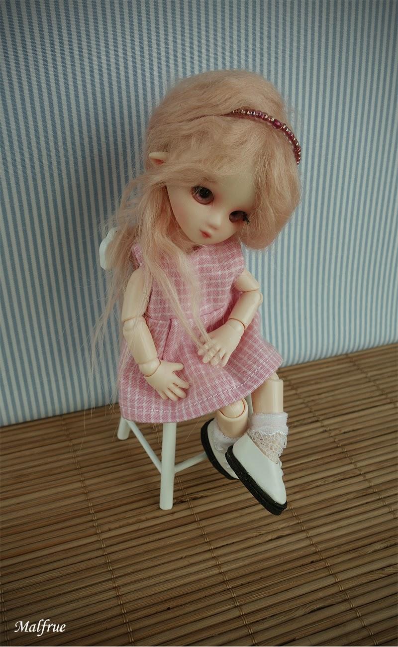 custom oaak art doll