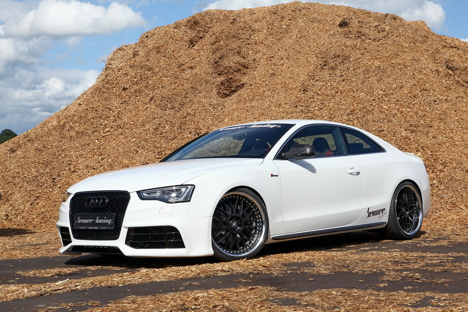 2012 audi s5 coupe with rs5 styling by senner tuning autokavla
