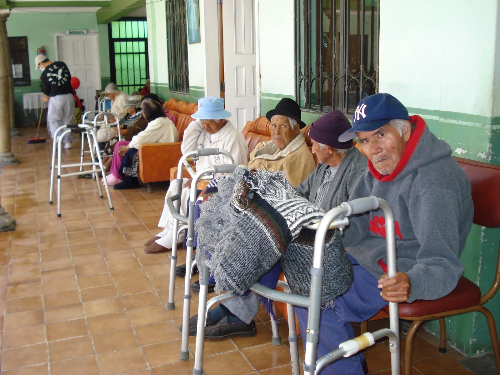 Noticias de la provincia del ca ar asilo de ancianos for Asilos para ancianos