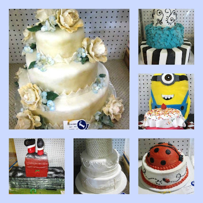 Cake Craft And Decoration Competition : Cake Competitions at 2013 Delta Fest Fair Sweet P s Cake ...