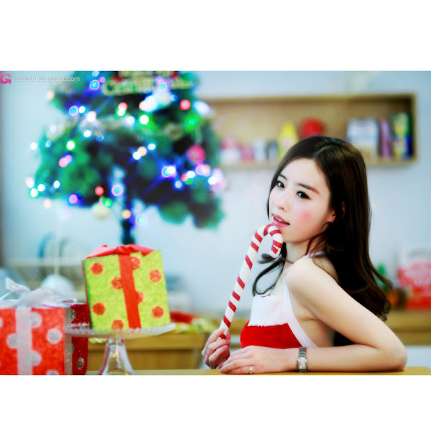 2 Santa Bo Ra Yang-very cute asian girl-girlcute4u.blogspot.com